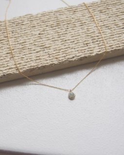 Birth stone necklace -August-