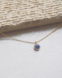 Birth stone necklace -Novemver-