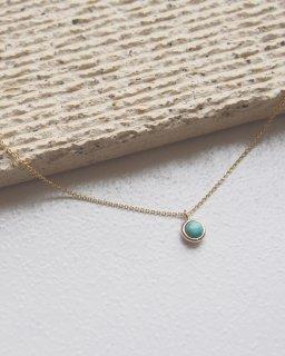 Birth stone necklace -Decemver-