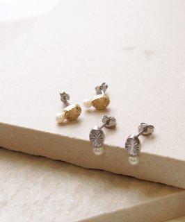 Mini pearl pierce