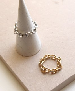 mille blanc / chain ring