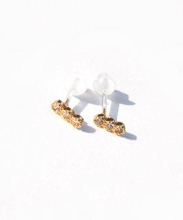 Zirconia petit pierce