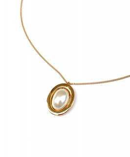 One-top pearl necklace