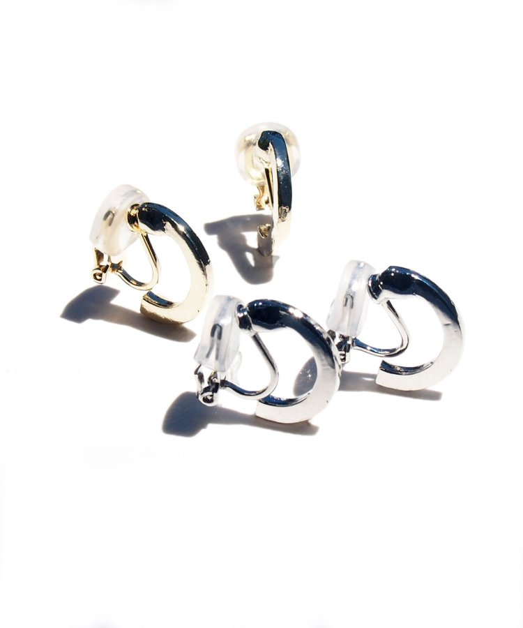 Hoop earring