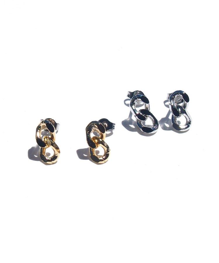 Chain motif pierce