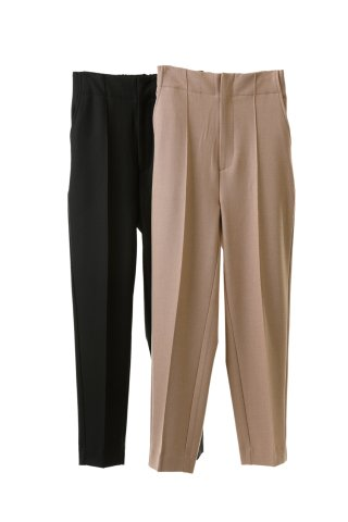 center seam trousers