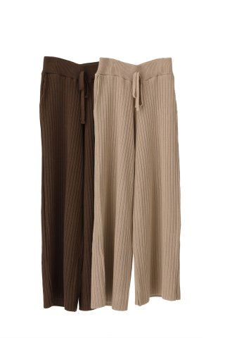 lib knit pants
