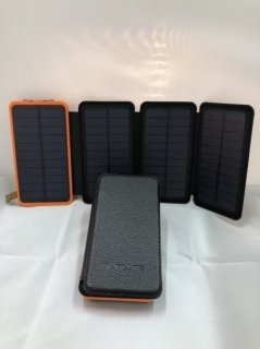 秋の特別キャンペーン ソーラーパネル小型充電池 LIBLUZ02(リブルース02)定価¥9,800(税別)→ 期間限定特別価格¥6,980(税別)