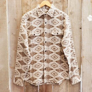 Faherty Brand(ファリティブランド):ブランケットシャツ