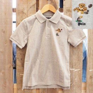 【ボーイズ】Polo Ralph Lauren(ポロラルフローレン):ポロベアーポロシャツ