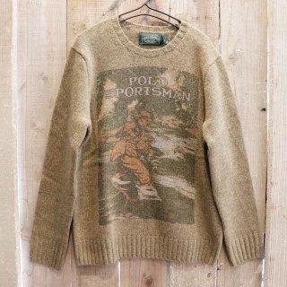 Polo Ralph Lauren(ラルフローレン):【Polo Country】スポーツマンウールセーター