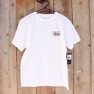 【ボーイズ】BRIXTON(ブリクストン):ロゴTシャツ