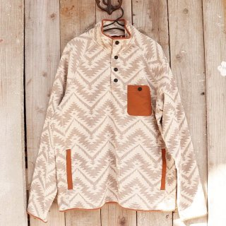 <img class='new_mark_img1' src='https://img.shop-pro.jp/img/new/icons20.gif' style='border:none;display:inline;margin:0px;padding:0px;width:auto;' />【セール】Faherty Brand(ファリティブランド):ネイティブプルオーバー