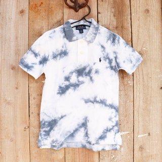 【ボーイズ】Polo Ralph Lauren(ポロラルフローレン):タイダイポロシャツ
