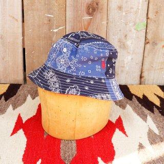【ボーイズ】Polo Ralph Lauren(ポロラルフローレン):バンダナ柄リバーシブルバケットハット