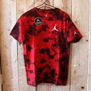 【ボーイズ】Nike Jordan Brand(ナイキ ジョーダンブランド):タイダイ ジャンプマンTシャツ