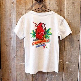 【ボーイズ】Adidas Originals(アディダス オリジナルス):プリントTシャツ