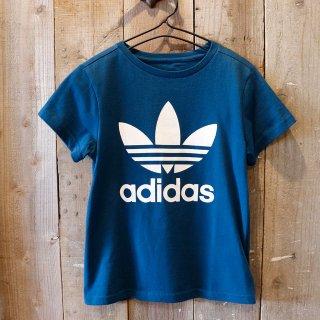【ボーイズ】Adidas Originals(アディダス オリジナルス):ロゴTシャツ