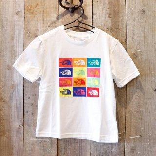 【ボーイズ】The North Face(ザ ノースフェイス):ロゴTシャツ