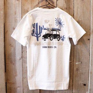 Thalia Surf x Vans x YusukeHanai(タリアサーフ):プリントTシャツ