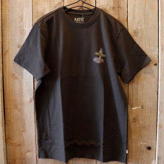 Katin(ケイティン):プリントTシャツ