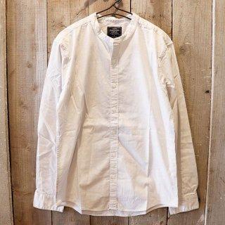 Abercrombie & Fitch(アバクロンビーアンドフィッチ):バンドカラーシャツ/Stripe