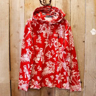 Polo Ralph Lauren(ラルフローレン):ハワイアンポロベアー Tシャツパーカ