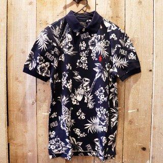 Polo Ralph Lauren(ラルフローレン):ハワイアンポロベアー ポロシャツ/Custom Slim Fit