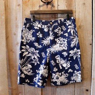Polo Ralph Lauren(ラルフローレン):ハワイアンポロベアー ショーツ