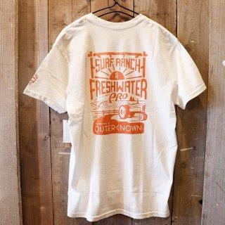 outerknown(アウターノウン):プリントTシャツ