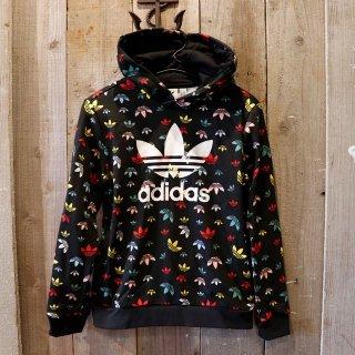 【ボーイズ】Adidas Originals(アディダス オリジナルス):モノグラムロゴパーカ