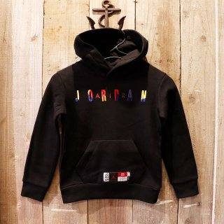 <img class='new_mark_img1' src='https://img.shop-pro.jp/img/new/icons20.gif' style='border:none;display:inline;margin:0px;padding:0px;width:auto;' />【セール】【ボーイズ】Nike Jordan Brand(ナイキ ジョーダンブランド):ロゴパーカー