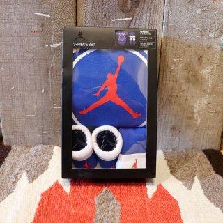 【ベビー】Nike Jordan Brand(ナイキ ジョーダンブランド):パリサンジェルマン新生児ギフトセット