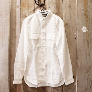 RRL(ダブルアールエルラルフローレン):ドビーワークシャツ