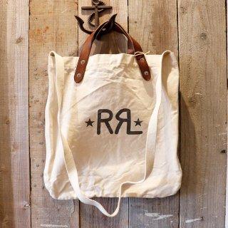 RRL(ダブルアールエルラルフローレン):マーケットバッグ