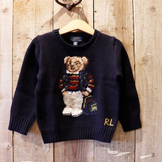 【ボーイズ】Polo Ralph Lauren(ポロラルフローレン):ポロベアーセーター