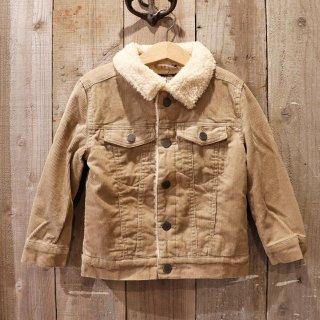 【ボーイズ】Cotton On(コットンオン):裏ボアコーデュロイジャケット