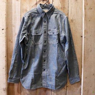 Polo Ralph Lauren(ラルフローレン):シャンブレーワークシャツ