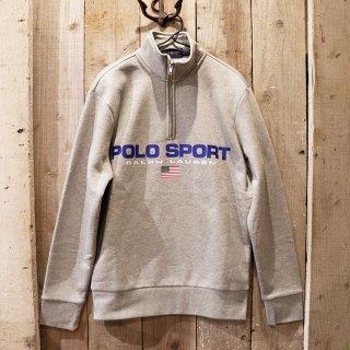 Polo Ralph Lauren(ラルフローレン):【Polo Sport】ハーフジップスウェット