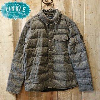 Polo Ralph Lauren(ラルフローレン):ツイードダウンシャツジャケット