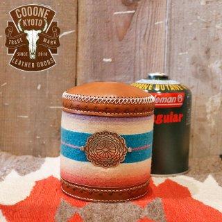 cooone(コーン):チマヨラグ レザーOD缶カバー