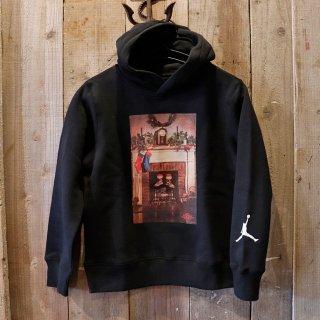【ボーイズ】Nike Jordan Brand(ナイキ ジョーダンブランド):プリントパーカー