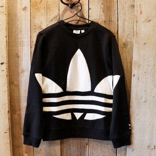 【ボーイズ】Adidas Originals(アディダス オリジナルス):ビッグロゴスウェット