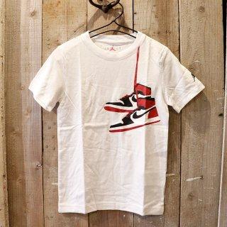 【ボーイズ】Nike Jordan Brand(ナイキ ジョーダンブランド):プリントTシャツ/Jordan1