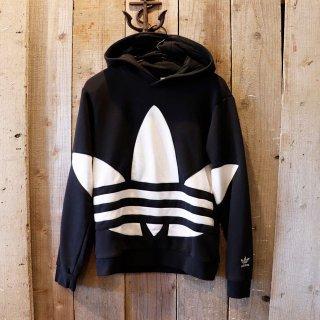 【ボーイズ】Adidas Originals(アディダス オリジナルス):ビッグロゴパーカ