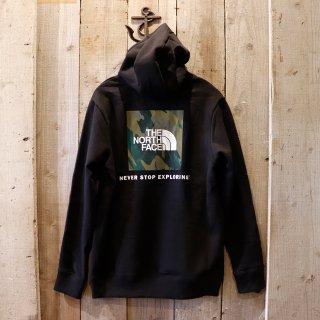 【ボーイズ】The North Face(ザ ノースフェイス):ボックスロゴパーカ