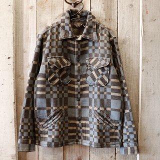RRL(ダブルアールエルラルフローレン):ジャガードシャツジャケット