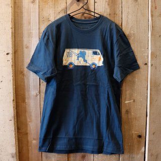 The North Face(ザ ノースフェイス):プリントTシャツ