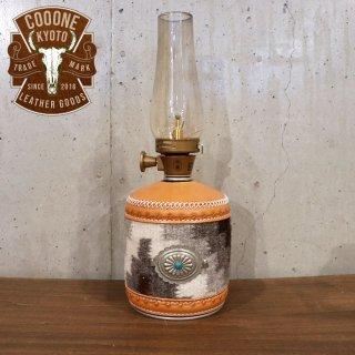 cooone(コーン):ネイティブラグ レザーOD缶カバー