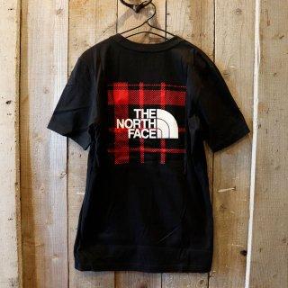 The North Face(ザ ノースフェイス):バックプリント ボックスロゴTシャツ